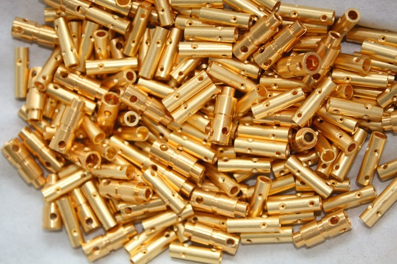 High Yield gold plated scrap