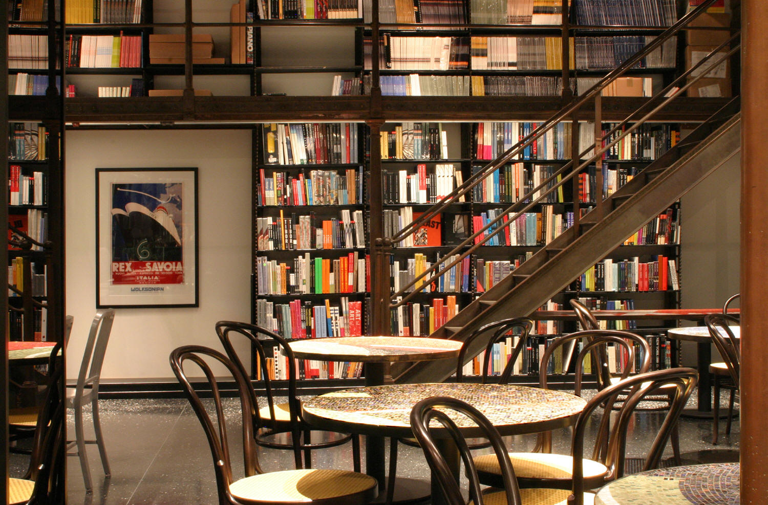 coffee-shop-design-library-style-architecture